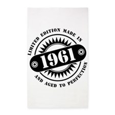 LIMITED EDITION MADE IN 1961 Area Rug