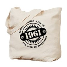 LIMITED EDITION MADE IN 1961 Tote Bag