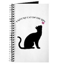 I Kiss My Cat Journal