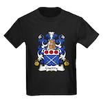 Guerry Family Crest Kids Dark T-Shirt