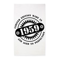 LIMITED EDITION MADE IN 1959 Area Rug