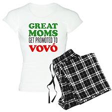 Great Moms Promoted Vovo Pajamas