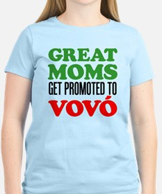 Great Moms Promoted Vovo T-Shirt