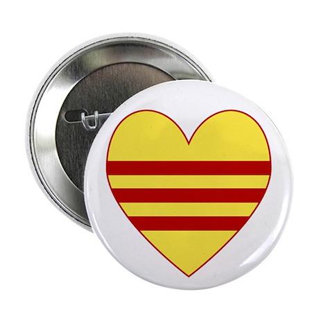 Republic of South Vietnam Fla Button
