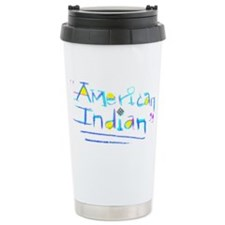 American Indian Travel Mug