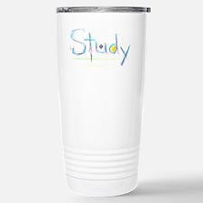 Study Travel Mug