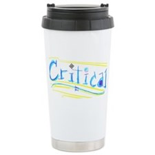 Critical Travel Mug