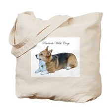 PEMBROKE WELSH CORGIS Tote Bag