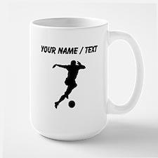 Soccer Player (Custom) Mugs