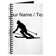 Skier (Custom) Journal