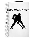 Hockey Journals & Spiral Notebooks
