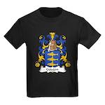 Goujon Family Crest Kids Dark T-Shirt