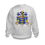 Goujon Family Crest Kids Sweatshirt