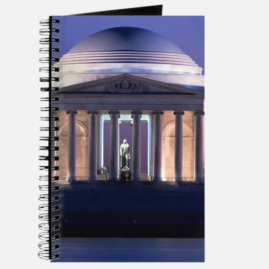 Thomas Jefferson Memorial at Dusk Journal