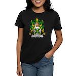 Gosset Family Crest  Women's Dark T-Shirt