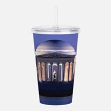 Thomas Jefferson Memor Acrylic Double-wall Tumbler