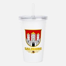 City of Salzburg Acrylic Double-wall Tumbler