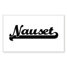 Nauset Classic Retro Design Decal
