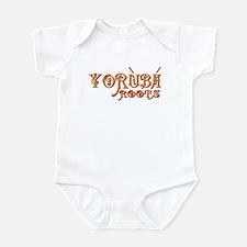Yoruba Roots Infant Bodysuit