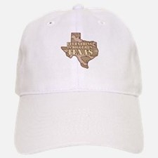 Everything Is Bigger In Texas Baseball Baseball Cap