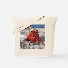 Unique Hermit crab Tote Bag