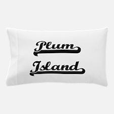 Plum Island Classic Retro Design Pillow Case
