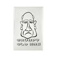Grumpy Old Man Magnets