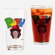 Cute Icono Drinking Glass