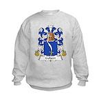 Gobert Family Crest Kids Sweatshirt