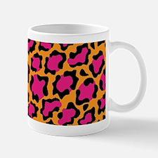 Wild Leopard Mugs