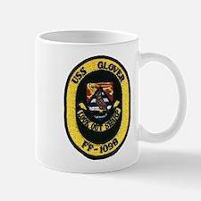 USS GLOVER Mug