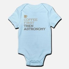 Coffee Then Astronomy Body Suit
