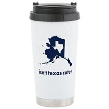 Cute Alaska Travel Mug