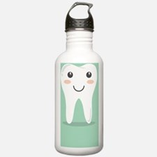 Cute Tooth Water Bottle