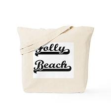 Cute Folly beach Tote Bag