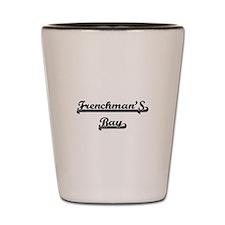 Frenchman'S Bay Classic Retro Design Shot Glass