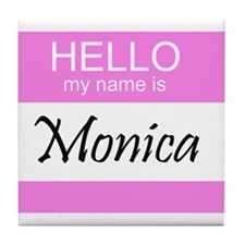 Monica Tile Coaster