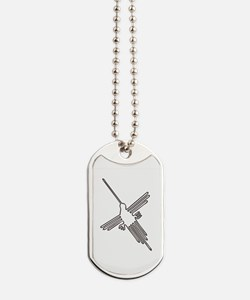 Nazca_Lines Dog Tags