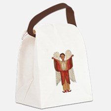 Earth Angel Canvas Lunch Bag