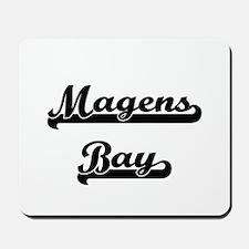 Magens Bay Classic Retro Design Mousepad