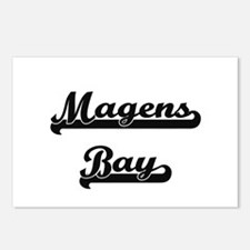 Magens Bay Classic Retro Postcards (Package of 8)