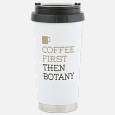 Coffee Then Botany Travel Mug