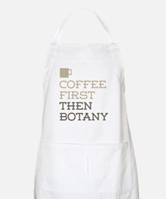 Coffee Then Botany Apron
