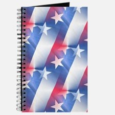 red white blue Journal