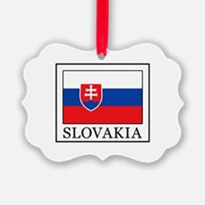Slovakia Ornament