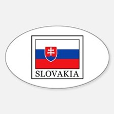 Slovakia Decal