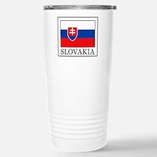 Slovakia Travel Mug