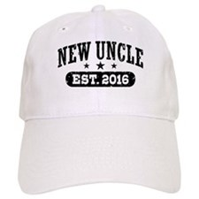 New Uncle Est. 2016 Baseball Cap