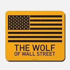 Wolf of Wall Street MORE Mousepad