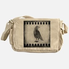 Soul Of Crow Messenger Bag